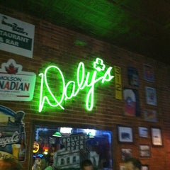 Photo taken at Daly's Irish Pub by Mark G. on 8/20/2011