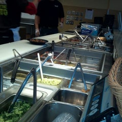 Photo taken at Qdoba Mexican Grill by Jennifer E. on 12/5/2011