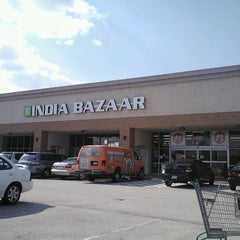 Photo taken at India Bazaar by Supote M. on 6/18/2012