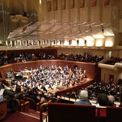 Photo taken at Louise M. Davies Symphony Hall by Dave D. on 5/27/2012