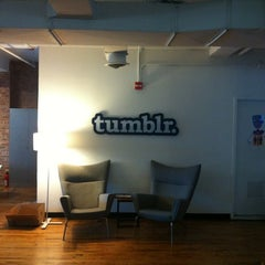 Photo taken at Tumblr HQ by Wouter V. on 8/1/2012