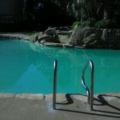 Photo taken at Regatta Pool by Art R. on 4/18/2012