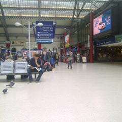 Photo taken at Platform 1 by Ariff A. on 3/21/2012