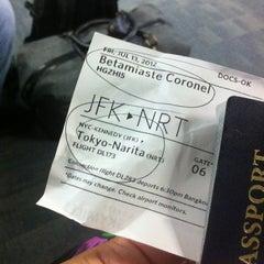Photo taken at Terminal 3 by Beta C. on 7/13/2012