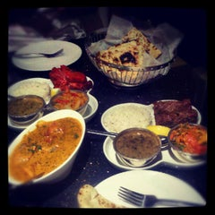 Photo taken at Tandoori Nights by Anthony C. on 6/20/2012