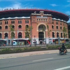 Photo taken at Arenas de Barcelona by Christian G. on 8/9/2012