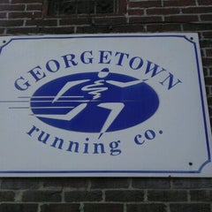Photo taken at Georgetown Running Company by Kevin M. on 7/1/2012