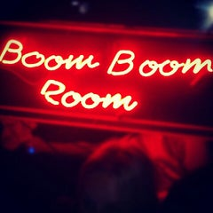 Photo taken at Boom Boom Room by Anna R. on 7/19/2012