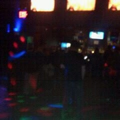 Photo taken at Blueline Nightclub by Christopher T. on 11/13/2011