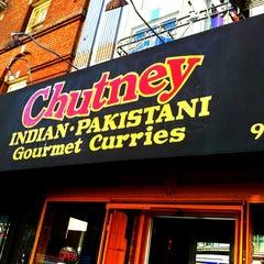 Photo taken at Chutney Restaurant by Christina W. on 7/27/2012