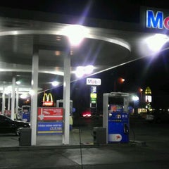Photo taken at Mobil by Teodoro J. on 12/6/2011