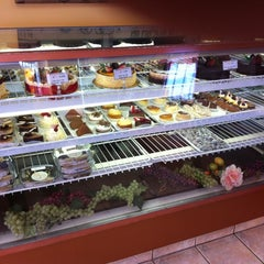 Photo taken at Sara J Pastries & Cakes by Sarajpastries S. on 1/27/2011