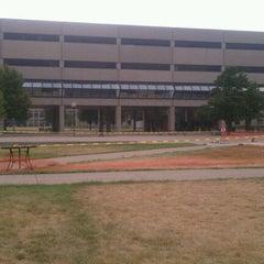 Photo taken at Indiana University-Purdue University Indianapolis by Torri S. on 8/2/2011