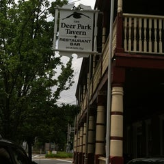 Photo taken at Deer Park Tavern by Paula C. on 6/19/2012