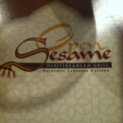 Photo taken at Open Sesame by melissa r. on 7/29/2012