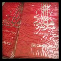 Photo taken at CIMB Bank by Mr Piratz on 8/17/2012