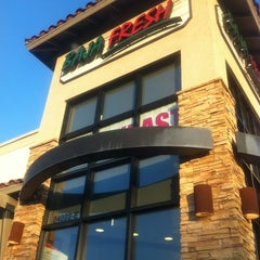 Photo taken at Baja Fresh Mexican Grill by Khara R. on 5/6/2012