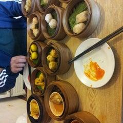 Photo taken at Bamboo dimsum by Adistyo M. on 3/4/2012
