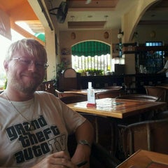 Photo taken at Los Alcatraces Restaurante by Faby G. on 5/13/2012
