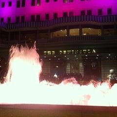 Photo taken at The Peninsula Hong Kong 香港半島酒店 by Sam L. on 10/21/2011