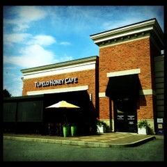 Photo taken at Tupelo Honey Cafe by Matt F. on 4/5/2012