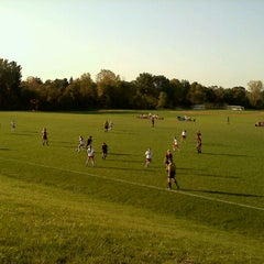 Photo taken at Lyndon Fields - JD School District by Patrick S. on 10/7/2011