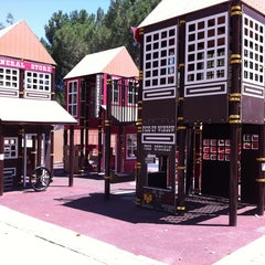 Photo taken at Maidu Western Town Playground by Mike R. on 7/30/2011