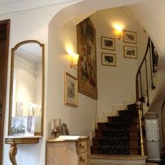 Photo taken at La Villa Eugène by Constantin G. on 7/13/2012