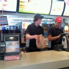 Photo taken at McDonald's by thepretenda on 3/29/2012