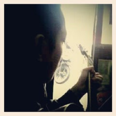 Photo taken at RAVENTH Tattoo Studio by budiiman a. on 6/24/2012