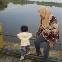 Photo taken at Bendungan Pice by agus riyanto m. on 12/8/2011