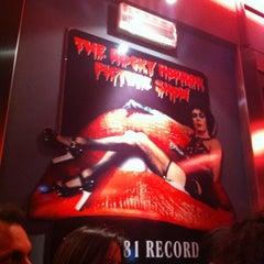 Photo taken at Cinema Mexico by Enrica L. on 3/16/2012