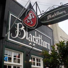 Photo taken at Blackthorn Tavern by Party Earth on 7/11/2012