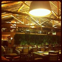 Photo taken at Restaurante Cabana do Sol by Rosanne E. on 11/20/2011