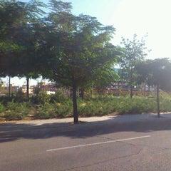 Photo taken at Parque de Ginebra by Pablo R. on 9/22/2011