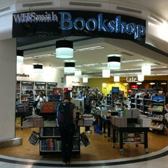 Photo taken at WH Smith by Sarbjit S. on 7/1/2012