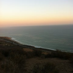 Photo taken at Nicholas Flat Trail, Malibu Canyon by Tyronica B. on 8/20/2012
