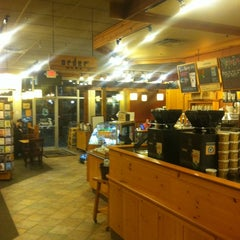 Photo taken at Caribou Coffee by Sadik M. on 3/5/2012