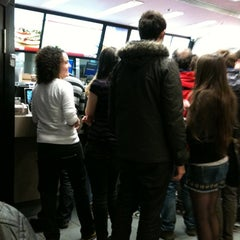 Photo taken at McDonald's by Judit S. on 1/22/2011