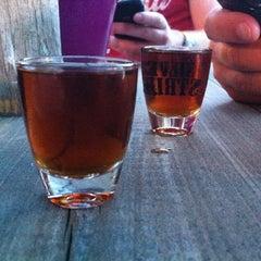 Photo taken at Café Tramzicht by Jan E. on 5/7/2011