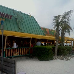 Photo taken at Frenchy's Rockaway Grill by Heather O. on 10/15/2011