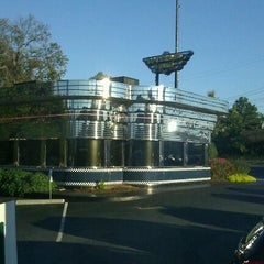 Photo taken at Buckhead Diner by Dino S. on 10/17/2011