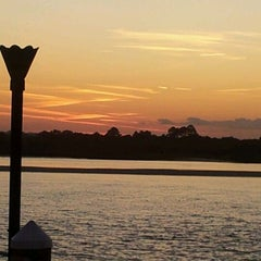 Photo taken at Inlet Harbor Restaurant, Marina & Gift Shop by Darlynn T. on 12/17/2011
