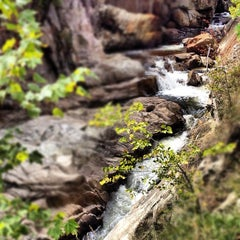 Photo taken at Wilmington Flumes by Beth on 9/2/2012