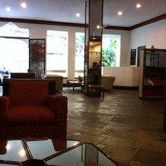 Photo taken at Paysandu Hotel by Marney V. on 8/18/2011