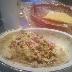 Photo taken at Chipotle Mexican Grill by Dave H. on 1/24/2012