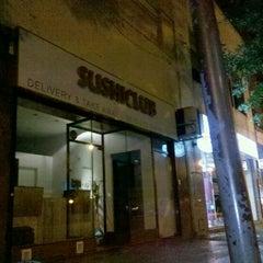Foto tomada en SushiClub por Alfredo C. el 1/30/2012
