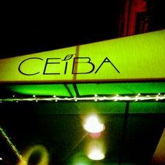 Photo taken at Ceiba by Nakeva (Photography) C. on 1/26/2012