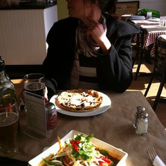 Photo taken at Salt Shaker Deli by Matt C. on 2/19/2011
