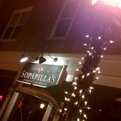 Photo taken at Sopapilla's by mark b. on 1/7/2012